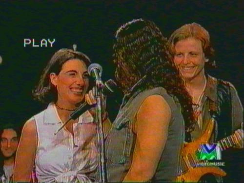 Anhima @Segnali di fumo con Paola Mugieri 1995 Videomusic