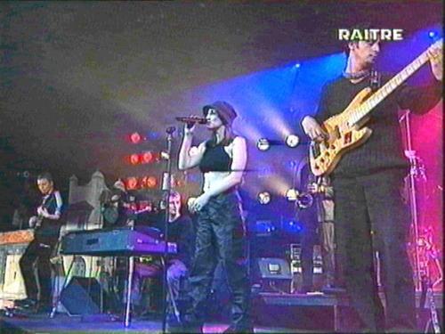 Dirotta su Cuba live 1993 @RAI3