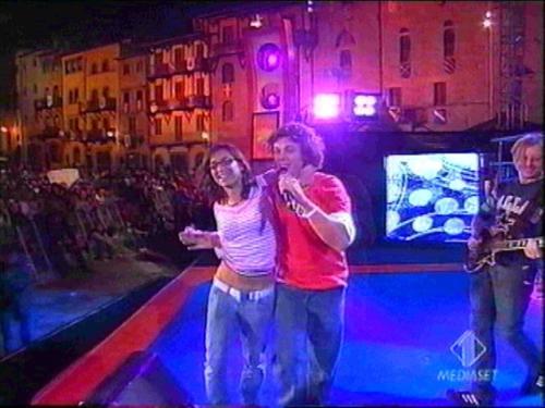 Gianluca Grignani Festivalbar 2004