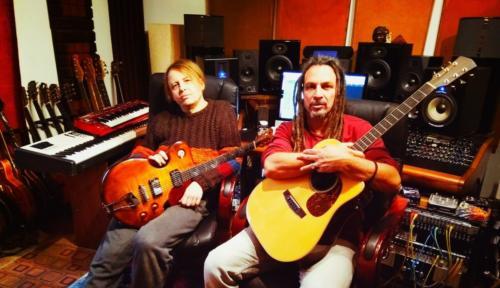 Studio session col JAKA