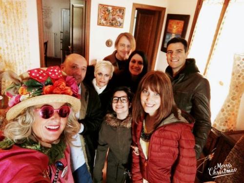 Con Zia Caterina Milano 25 e i suoi supereroi