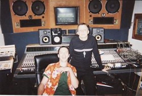 Psycho Studio Milano 1997 con jjVianello